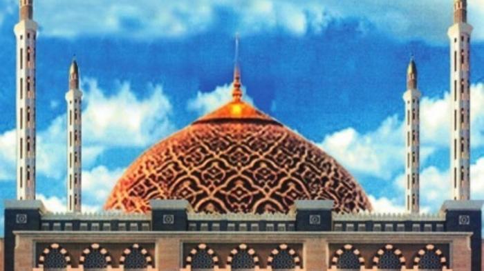 WA 081 328 786 160, Kubah Masjid Kuningan